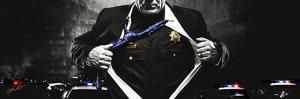 Police Hero by Jason Bullard