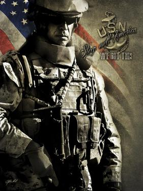 Rest Well America 1 by Jason Bullard