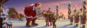 Santa by Jason Bullard