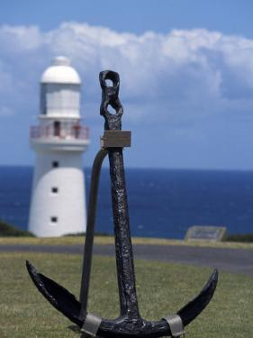 The Anchor of the Ship Wrecked Eric the Red Marks a Memorial Site, Australia by Jason Edwards