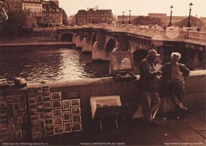 Dieux Parisiens a la Seine by Jason Ellis