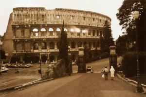 The Colosseum by Jason Ellis