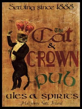 Cat & Crown Pub by Jason Giacopelli