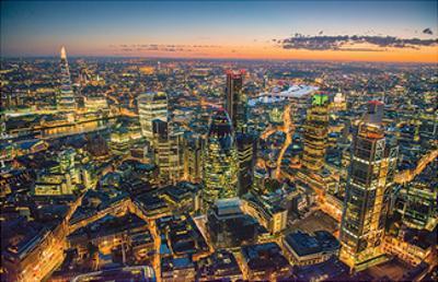 Jason Hawkes- London At Night
