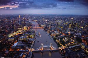 Jason Hawkes - London by Jason Hawkes