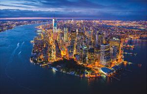 Jason Hawkes - New York by Jason Hawkes