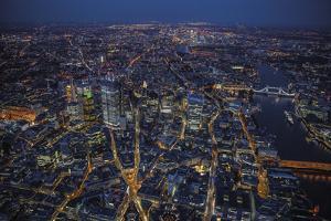 London Vista - Interweave by Jason Hawkes