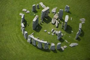 Stonehenge by Jason Hawkes