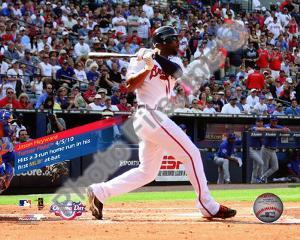 Jason Heyward 1st MLB Home Run