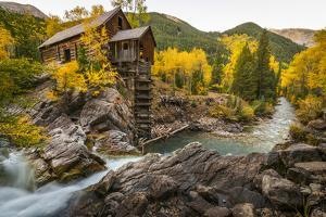 Crystal Mill Is One of the Major Iconic Shots of Colorado in Autumn by Jason J. Hatfield