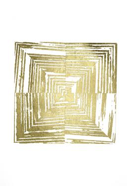 Gold Foil Terminology II by Jason Johnson