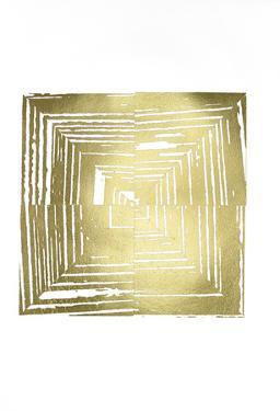 Gold Foil Terminology III by Jason Johnson
