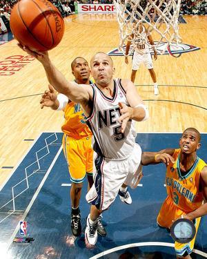 Jason Kidd 2007-08 Action