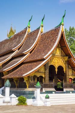Wat Xieng Thong Buddhist Temple, UNESCO World Heritage Site, Luang Prabang by Jason Langley