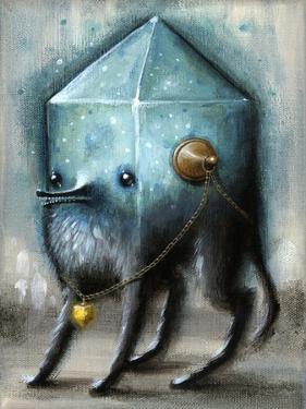Jewel Hound Blue by Jason Limon