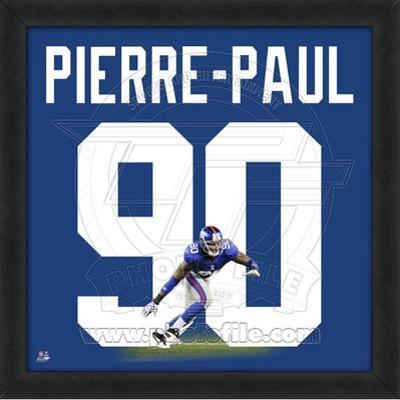 Jason Pierre-Paul, Giants representation of the player's jersey