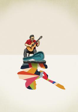 Guitarist by Jason Ratliff