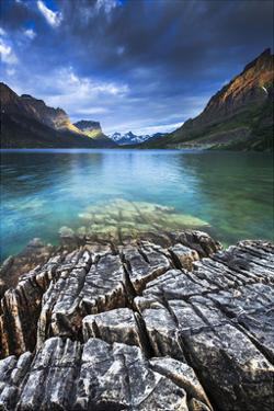 St. Mary Lake Glacier National Park by Jason Savage