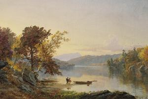 Lake George, 1871 by Jasper Francis Cropsey