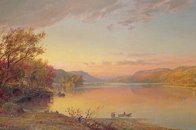 Lake George, NY, 1871