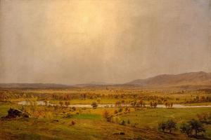 Pompton Plains, New Jersey, 1867 by Jasper Francis Cropsey