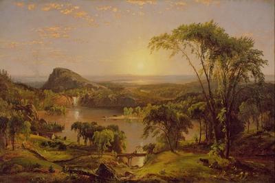 Summer, Lake Ontario, 1857