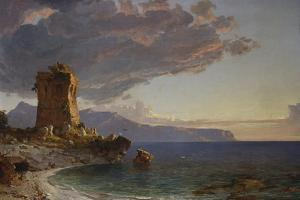 The Isle of Capri, 1893 by Jasper Francis Cropsey