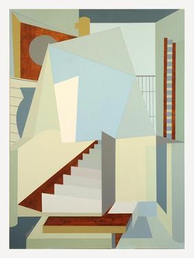 Empty Canvas - The Studio by Jasper Galloway