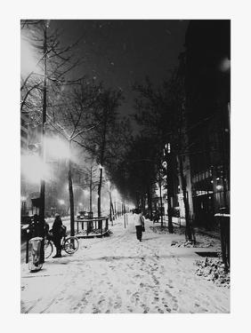 Paris in Winter by Jasper Galloway