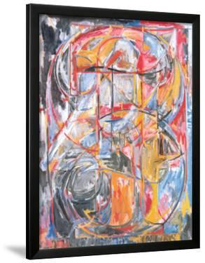 0 Through 9, 1961 by Jasper Johns