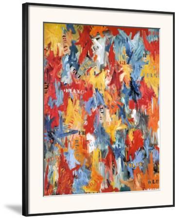 False Start, 1959 by Jasper Johns
