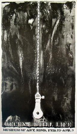 Lightbulb by Jasper Johns