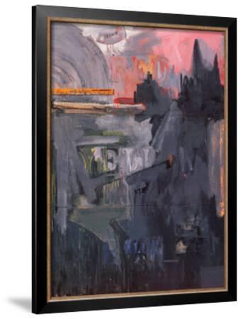 Passage, c.1962 by Jasper Johns