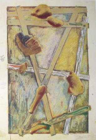 Works in Progress by Jasper Johns