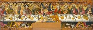 The Last Supper by Jaume Ferrer