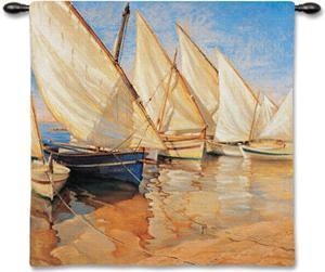 White Sails I by Jaume Laporta