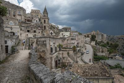 Ancient Town of Matera (Sassi Di Matera), Basilicata, Italy by javarman