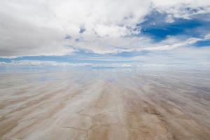 Salar De Uyuni, Salt Lake in Bolivia by javarman