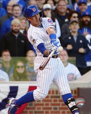 Javier Baez hits a three-run Home Run Game 4 of the 2015 National League Division Series