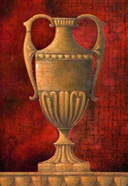 Antique Jarrones II by Javier Fuentes