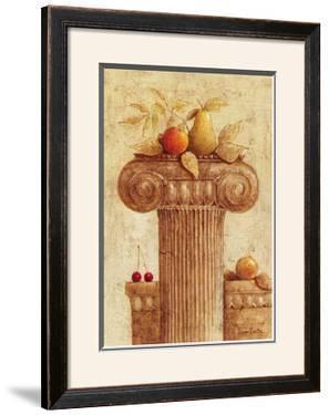 Capiteles con Frutas I by Javier Fuentes