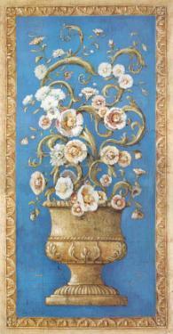 Floreros Renacimiento I by Javier Fuentes