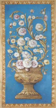 Floreros Renacimiento II by Javier Fuentes