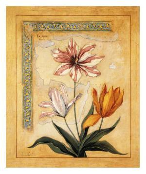 Flores Exoticas y Mapas I by Javier Fuentes