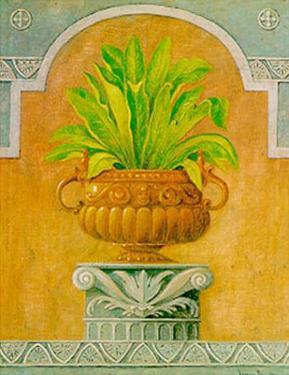 Jarrones con Plantas I by Javier Fuentes
