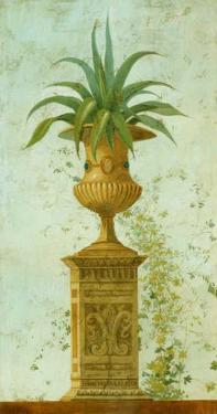 Pedastale con Plantas by Javier Fuentes