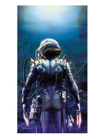 Wolverine No.38 Cover: Wolverine