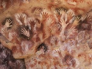 Cave of the Hands, Argentina by Javier Trueba