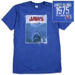 Affordable jaws t shirts posters for sale at allposters jaws amity island 1975 urtaz Image collections