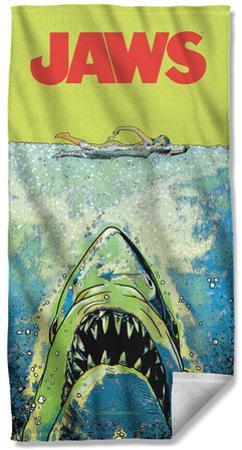 Jaws - Attack Beach Towel